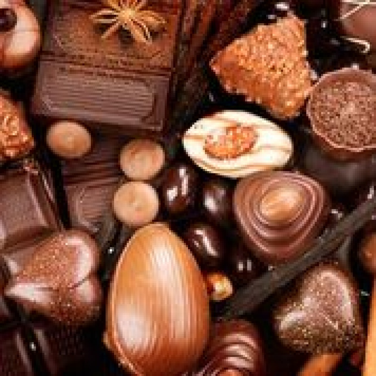Wallpaper chocolates